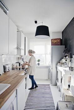 Alfombra en la cocina s o no ndh nicedecohome - Alfombra de cocina ...